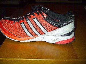 Favoritt skoen - Adidas Mana 7